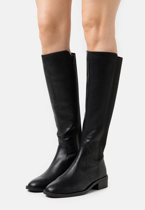 PLAIN STRETCH BACK  - Boots - black