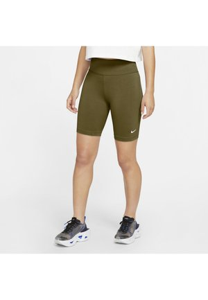 W NSW LEGASEE  - Shorts - olive flak/white