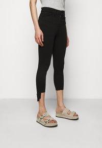rag & bone - NINA ANKLE SKINNY - Jeans Skinny Fit - black - 0