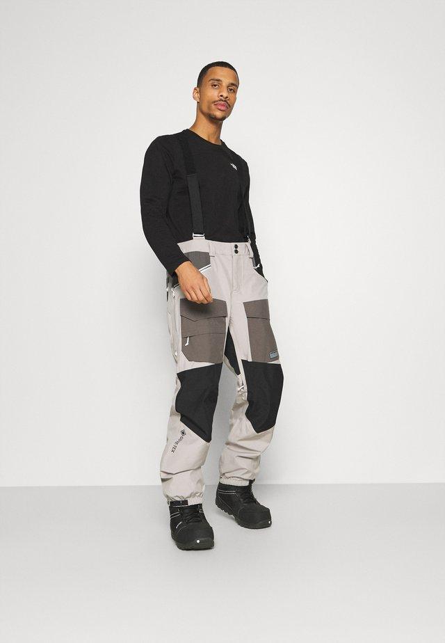 GORE BANSHY - Zimní kalhoty - castlerock multi