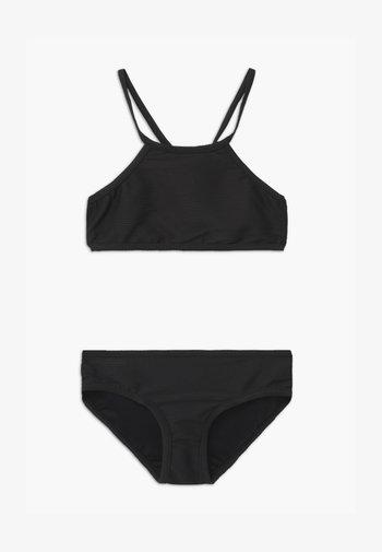SUMMER ESSENTIALS APRON SET - Bikini - black