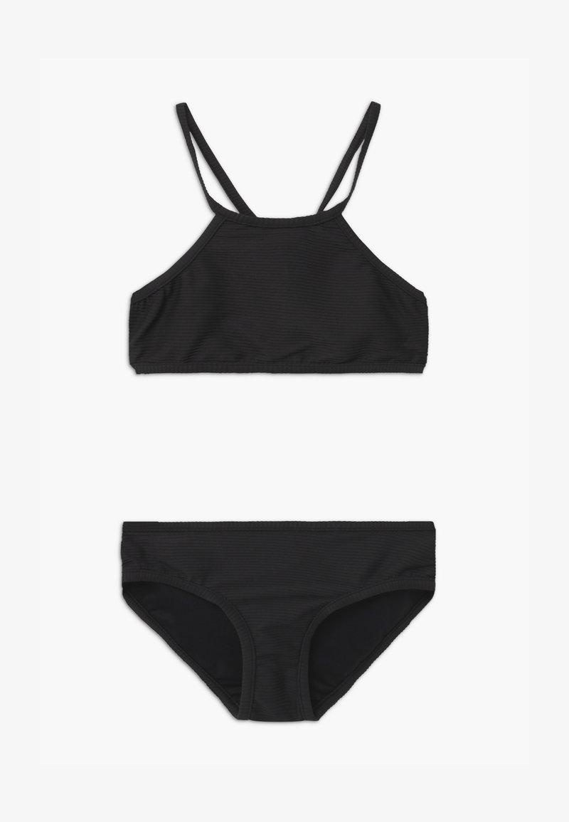 Seafolly - SUMMER ESSENTIALS APRON SET - Bikini - black