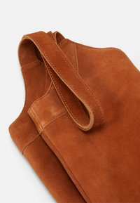 Anna Field - LEATHER - Tote bag - cognac - 3