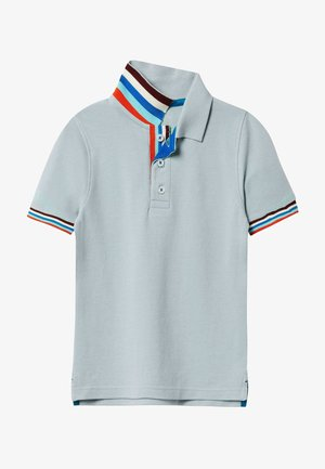 Polo shirt - nebelblau