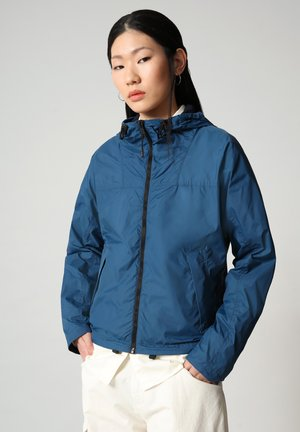 A-CIRCULAR - Light jacket - poseidon blue