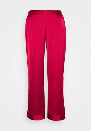 CATWALK  PANTALON - Pyjamabroek - rouge