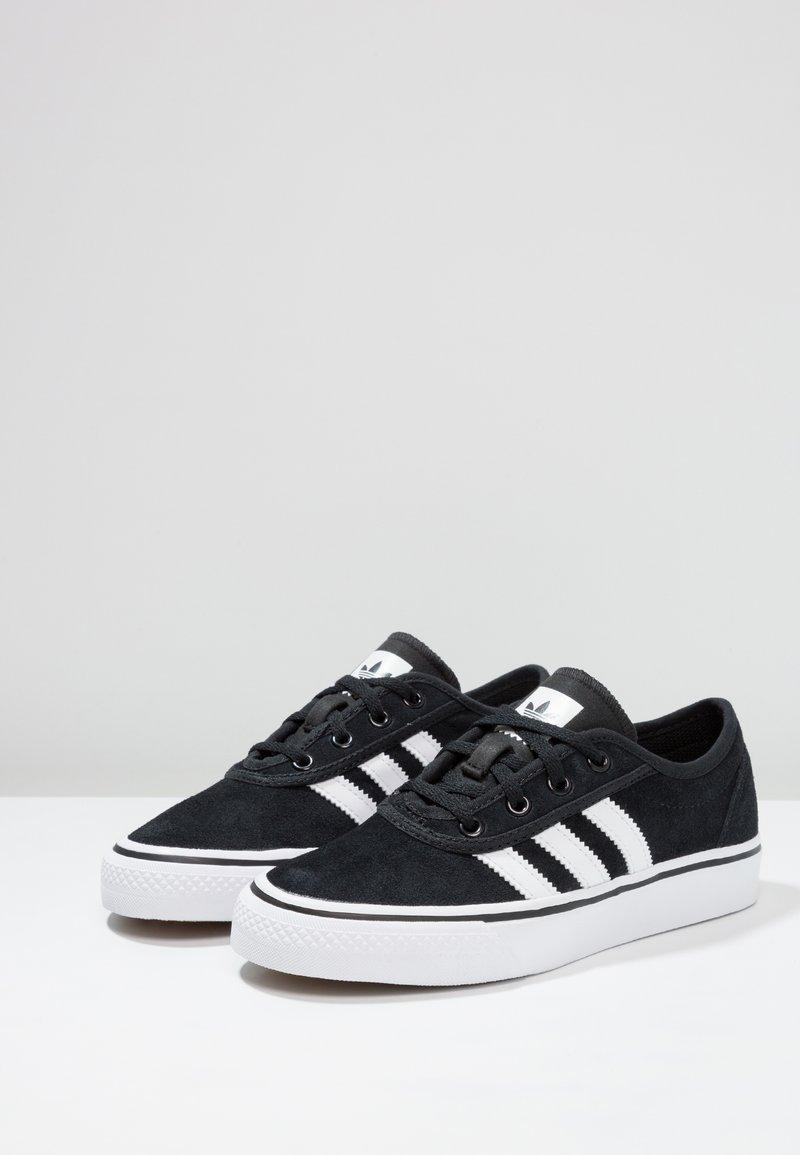 Madurar embotellamiento alarma  adidas Originals ADI-EASE - Sneaker low - black/schwarz - Zalando.at