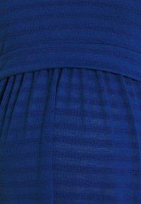 MAMALICIOUS - NURSING DRESS - Žerzejové šaty - true blue - 2