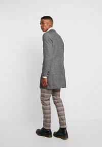 Only & Sons - ONSJULIAN KING - Short coat - dark grey melange - 2