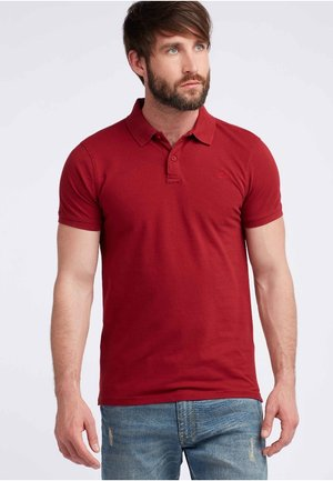 Polo shirt - biking red