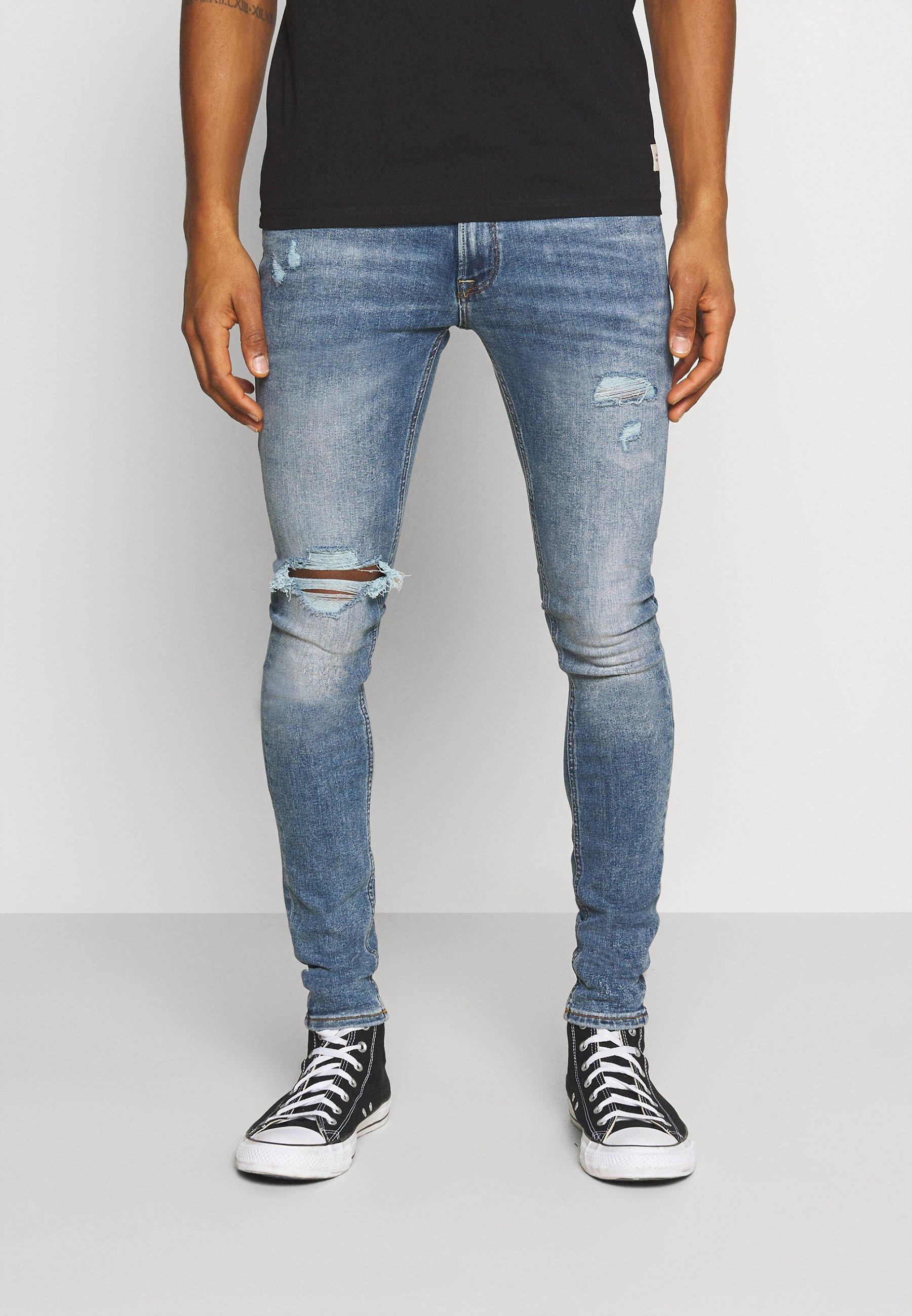 Herren JJITOM JJORIGINAL  - Jeans Skinny Fit