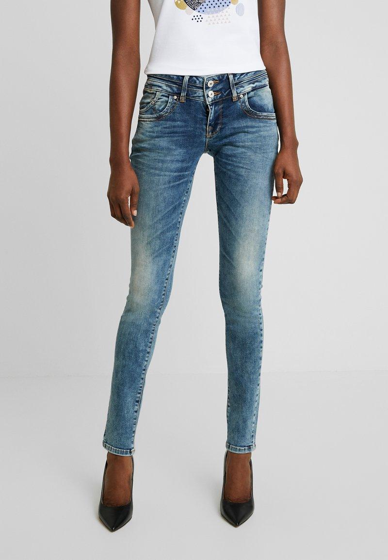 LTB - JULITA  - Jeans Skinny Fit - field wash