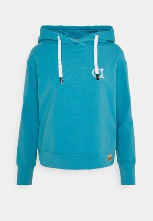 BELLUNO - Hoodie - turquoise
