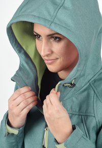 Desires - SOLEY - Soft shell jacket - green - 3