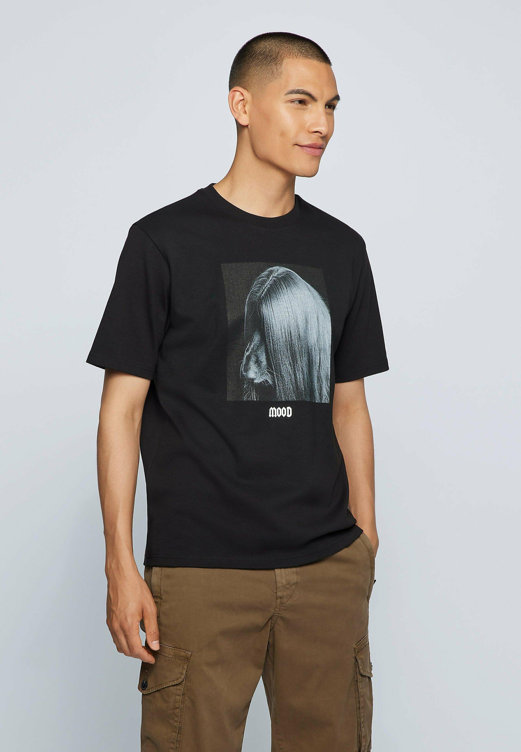 Men TANIMAL - Print T-shirt