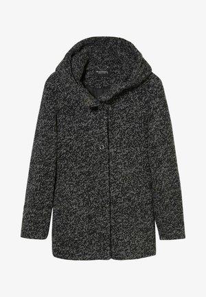 Short coat - gray  melange