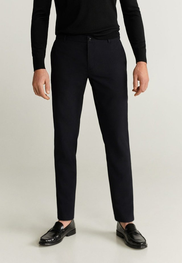 BOLOGNA - Pantalon classique - schwarz