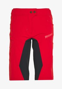Zimtstern - TAILA EVO SHORT ´ - Short de sport - jester red/pirate black - 3