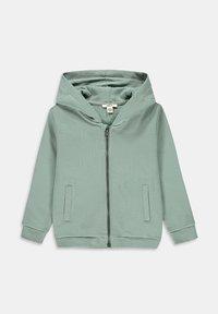 Esprit - Zip-up hoodie - khaki green - 3