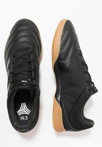adidas Performance - COPA 19.3 IN SALA - Botas de fútbol sin tacos - core black - 1