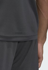adidas Performance - HB TRAIN T M - Print T-shirt - grey - 4