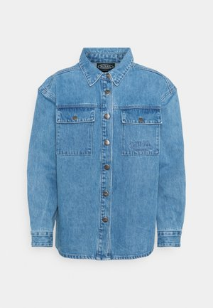 SHAY - Denim jacket - blue denim