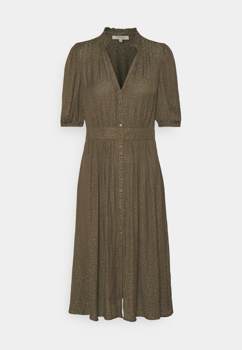 Morgan - RANIS - Day dress - ecorce