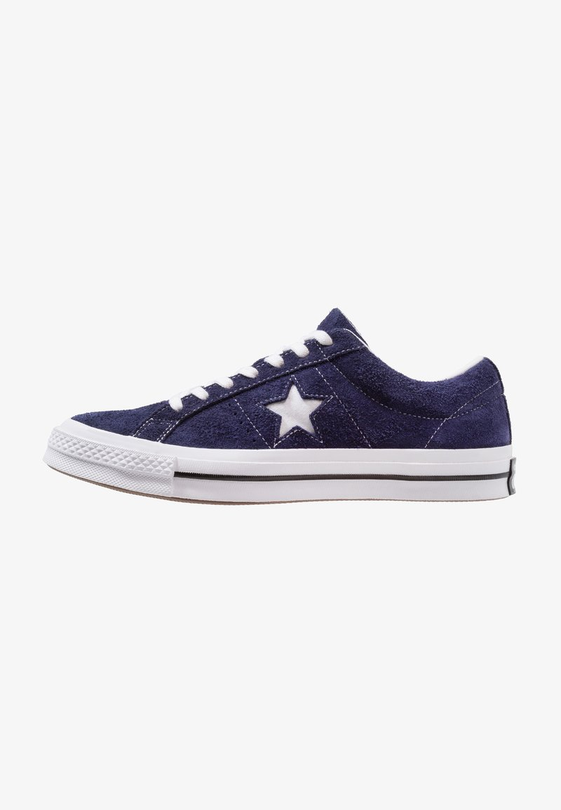 Converse - ONE STAR - Trainers - eclipse/white