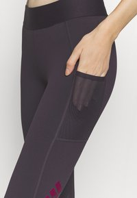 adidas Performance - LONG - Collants - purple - 5
