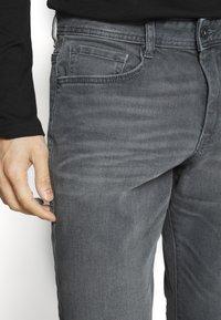 TOM TAILOR - MARVIN - Straight leg jeans - grey denim - 3