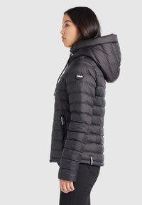khujo - LOVINA - Winter jacket - schwarz - 3