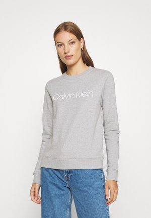CORE LOGO - Bluza - light grey heather