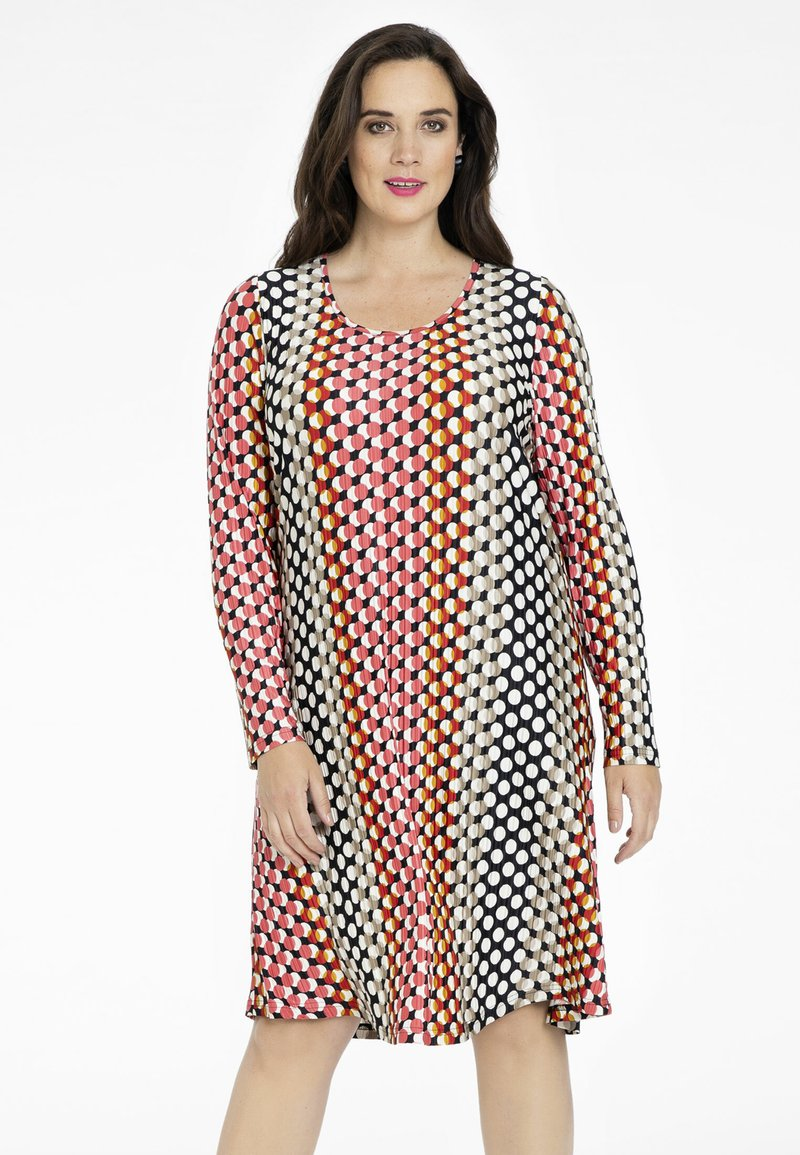 Yoek - Day dress - multi