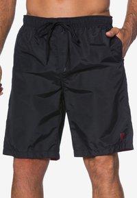JP1880 - Swimming shorts - black - 0