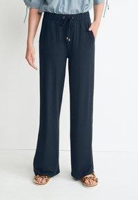 Next - Trousers - dark blue - 0