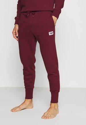 UMLB-PETER TROUSERS - Pyjama bottoms - burgundy