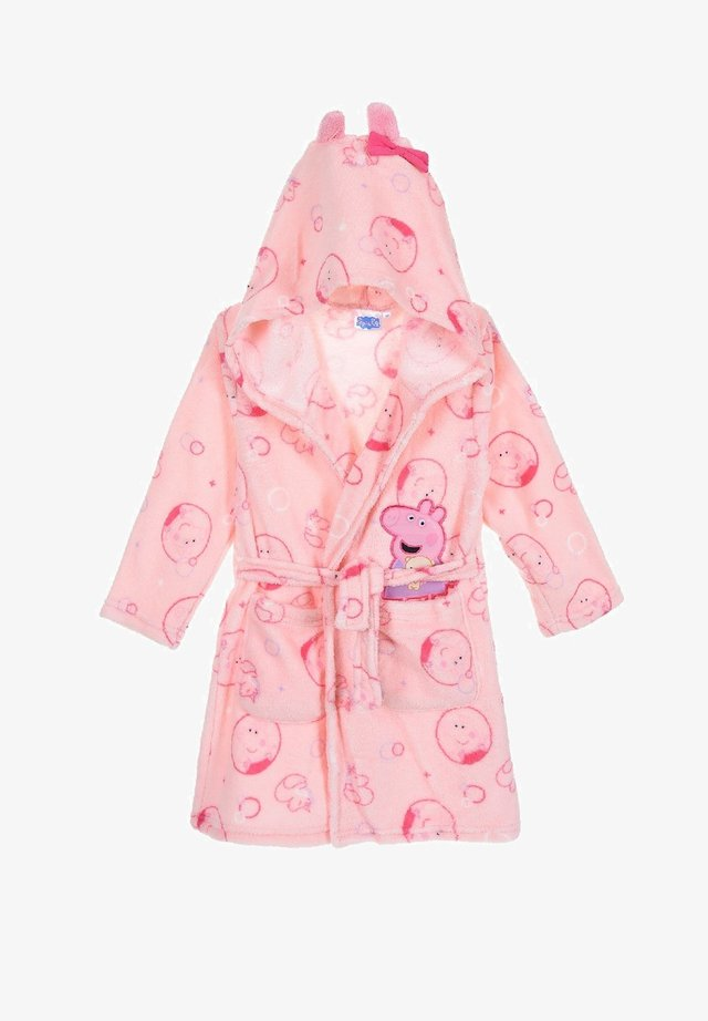 PEPPA PIG - Dressing gown - rosa