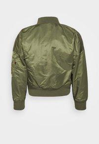 Alpha Industries - OS WMN - Bomber Jacket - sage green - 1