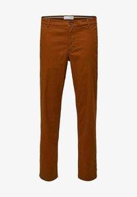Selected Homme - Tygbyxor - monks robe - 5