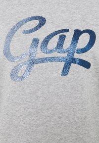 GAP - OMBRE - Sweatshirt - light heather grey - 5