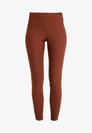 KAJOLEEN - Leggings - Trousers - tortoise shell
