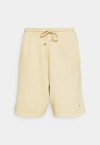 CLASSIC NATURAL DYE - Pantaloni sportivi - sepia