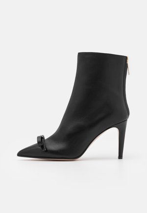BOOTIE  - High heeled ankle boots - nero