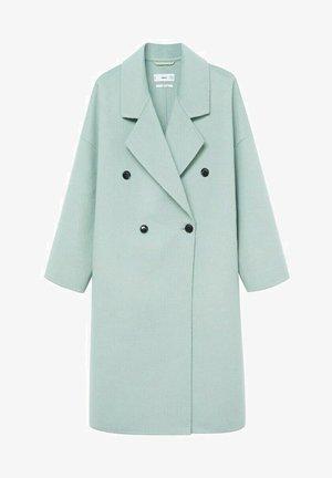 PICAROL - Manteau classique - vert menthe