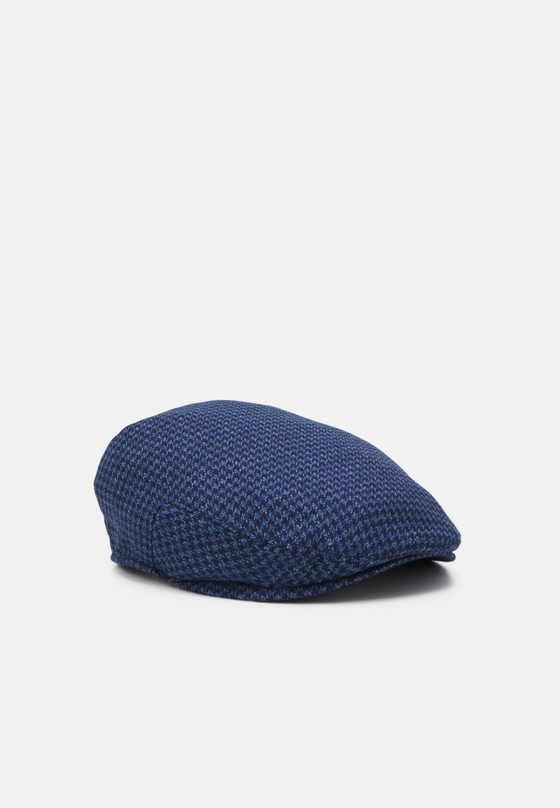 Hackett London - BRIGHTON FLATCAP - Hat - blue
