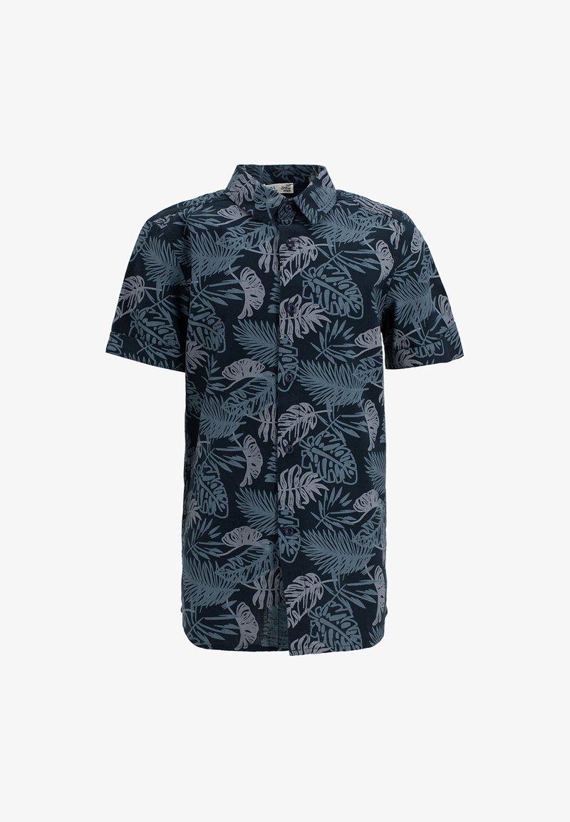 DeFacto - Shirt - navy