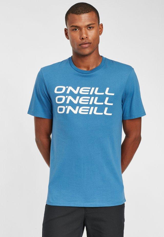 TRIPLE STACK  - T-shirt imprimé - delft
