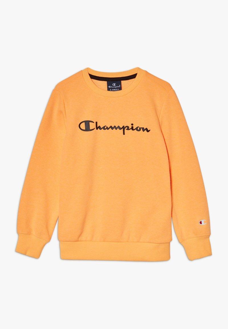 Champion - LEGACY AMERICAN CLASSICS FLUO CREWNECK  - Collegepaita - orange