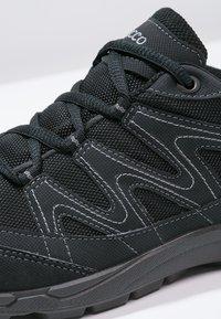 ECCO - TERRACRUISE LITE - Hiking shoes - black - 5