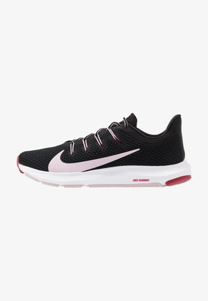 QUEST 2 - Neutral running shoes - black/iced lilac/noble red/pistachio frost